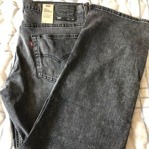 NWT 34 x 30 569 loose straight legged Levi's